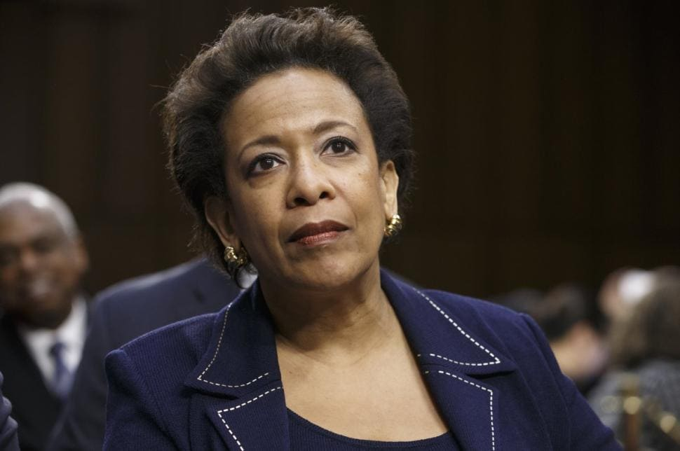 Loretta Lynch, President Obama's Attorney General Nominee since last November, is now facing the combined fury of gun rights groups who oppose her Senate confirmation. (Photo: J. Scott Applewhite/AP)