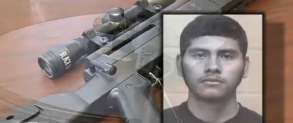 Javier Castillo, 18, is facing aggravated assault charges after leaving his friend paralyzed from the waist down this week from an air rifle pellet in the spine.  (Photo: WMSV)