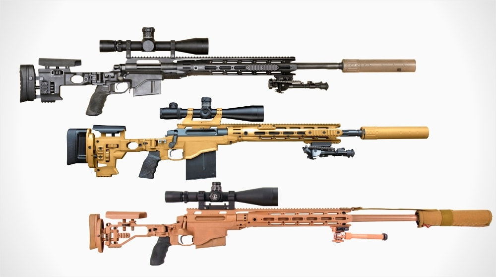 remington defense bolt action rifles