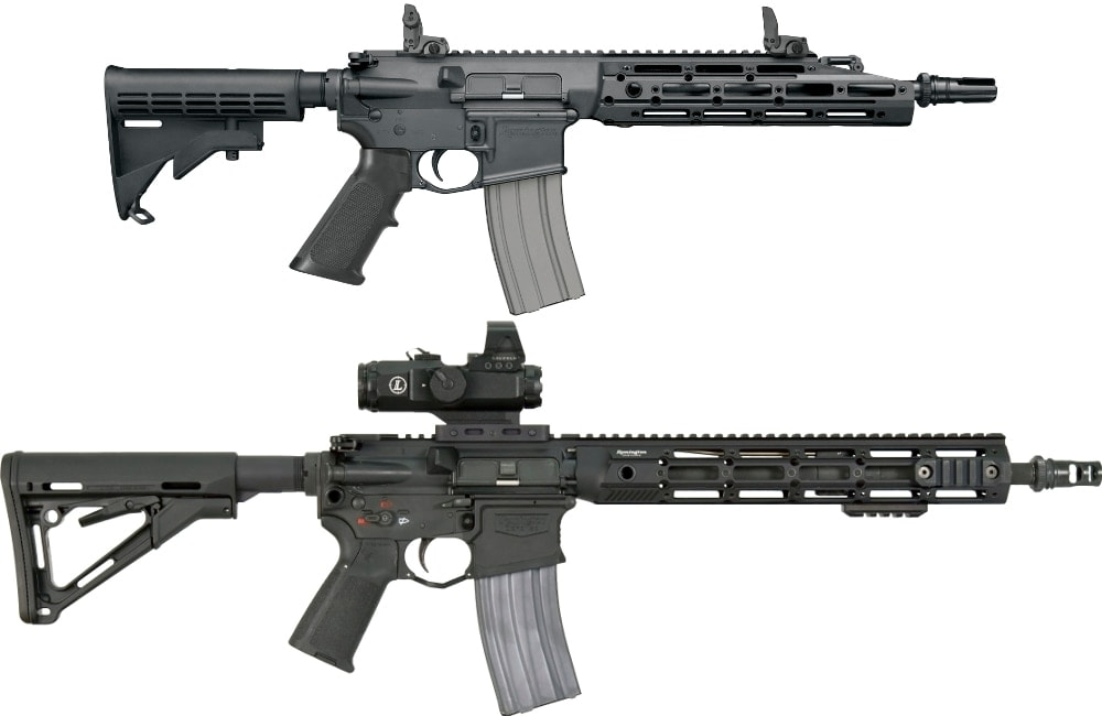 remington r4 carbines