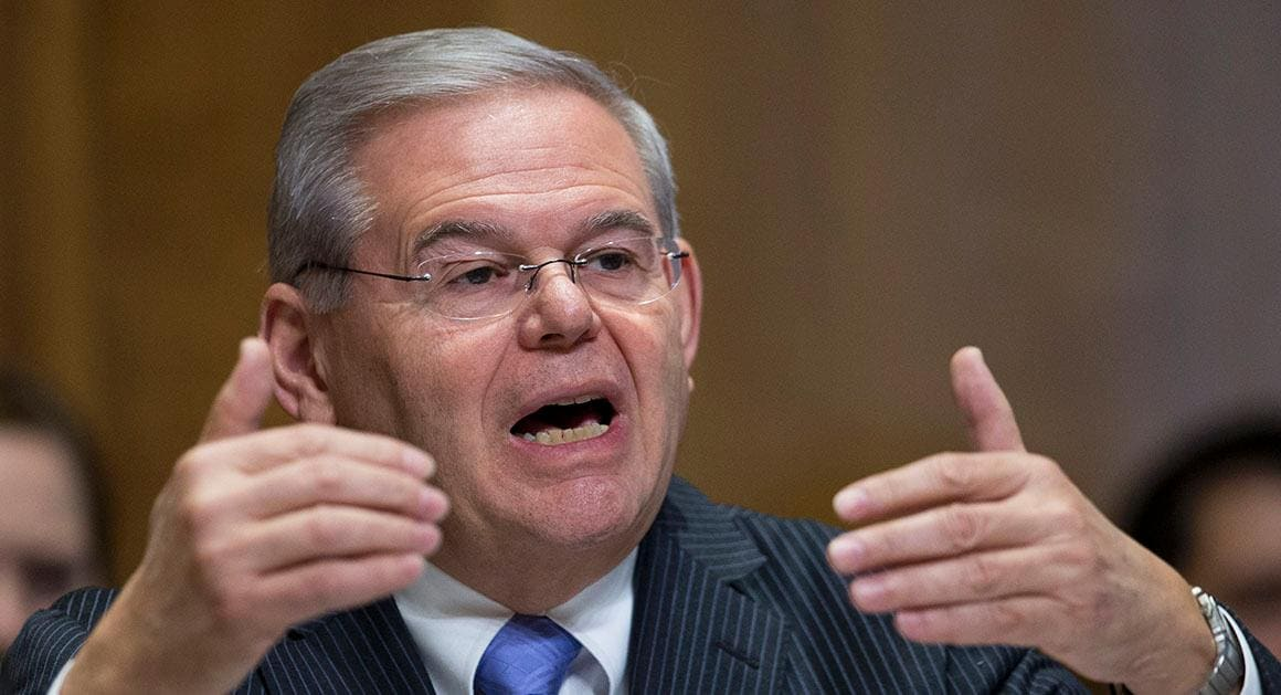 U.S. Sen. Robert Menendez, D-New Jersey, is facing a corruption probe due to his relationship with a Florida doctor. (Photo: AP)
