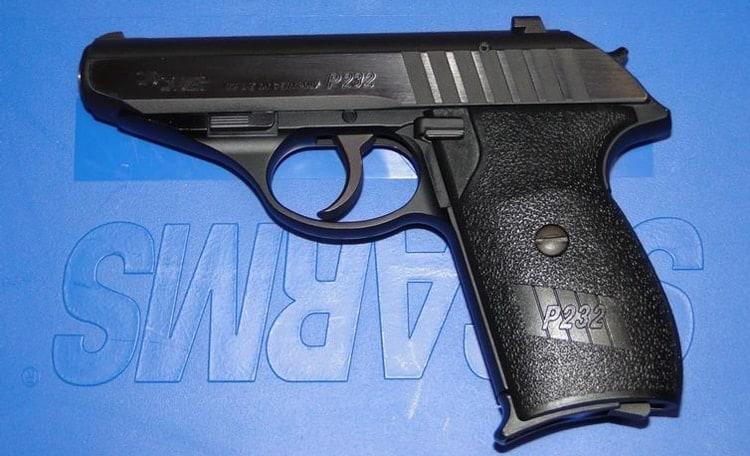 Sig P232