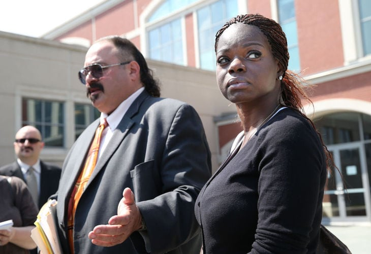 Shaneen Allen was pardoned by New Jersey Chris Christie