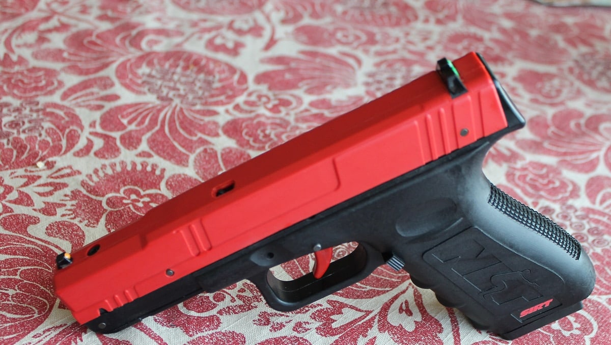 SIRT training pistol