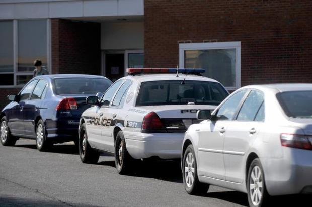 Law enforcement were quick to respond to what turned out to be an April Fools gag gone wrong at a Pennsylvania school Wednesday. (Photo: Christopher Weddle/Centre Daily Times https://www.centredaily.com/2015/04/01/4681211_prank-triggers-police-response.html?rh=1 )