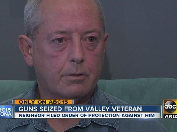 Rick Bailey glendale Arizona gun confiscation