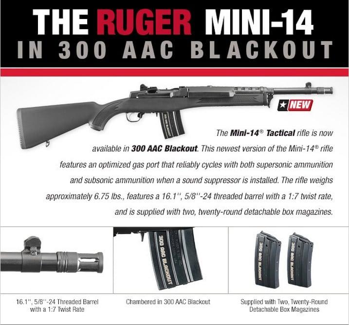 ruger mini-14 300 blk