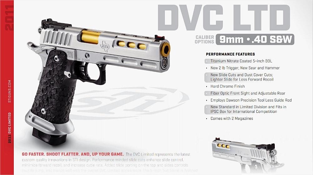 sti dvc limited 2011 max slowik