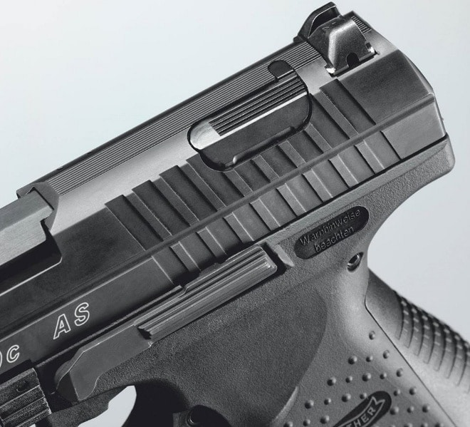 walther p99c as decocker