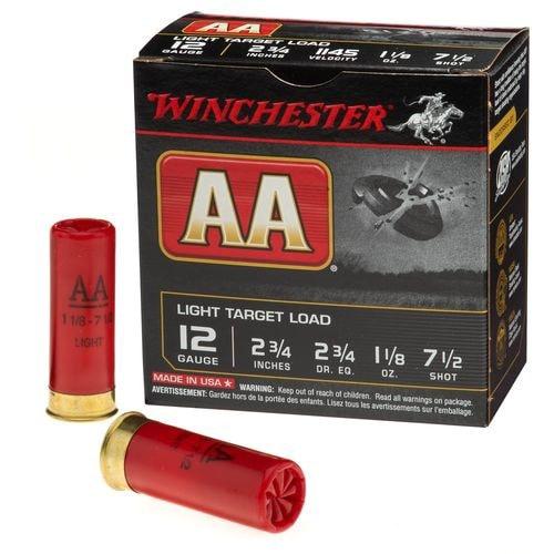 Winchester AA Light Target Loads