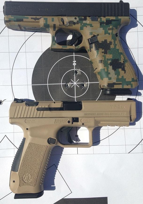 Canik glock ammo