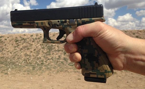 aftermarket Glock 17