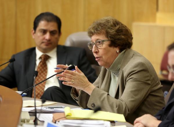California Sen. Lois Wolk, D-Davis