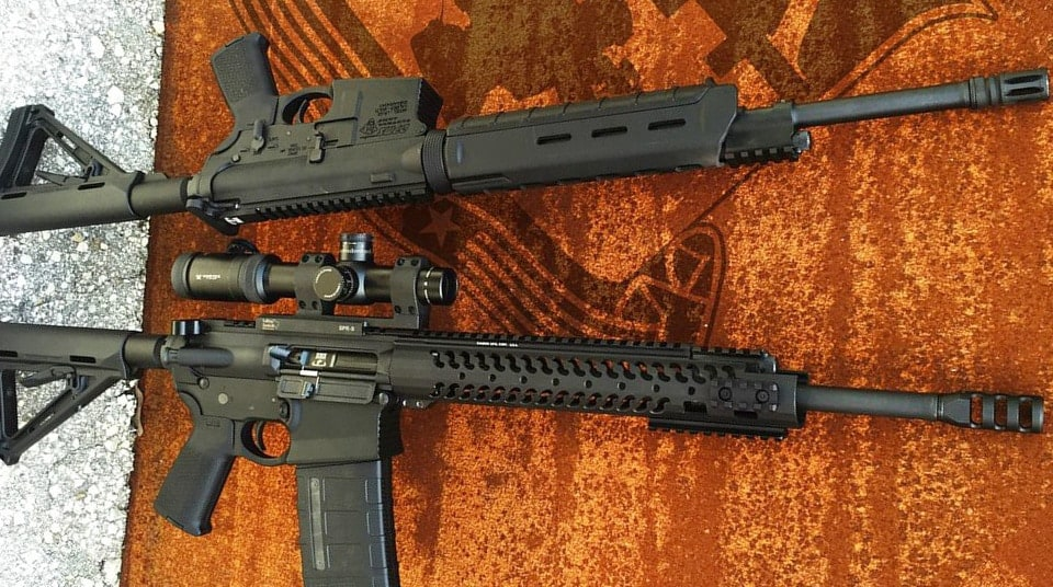 Adams Arms now selling .308 AR uppers separately