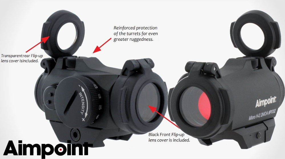 aimpoint micro h-2 max slowik