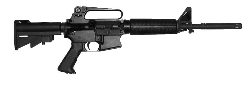 AR series rifles. Some 50,000~ of these are on the DOJ registry