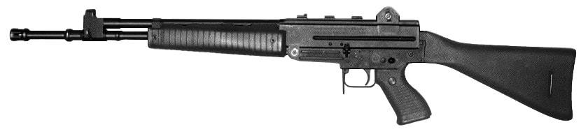 The rare (in California) Beretta AR-70
