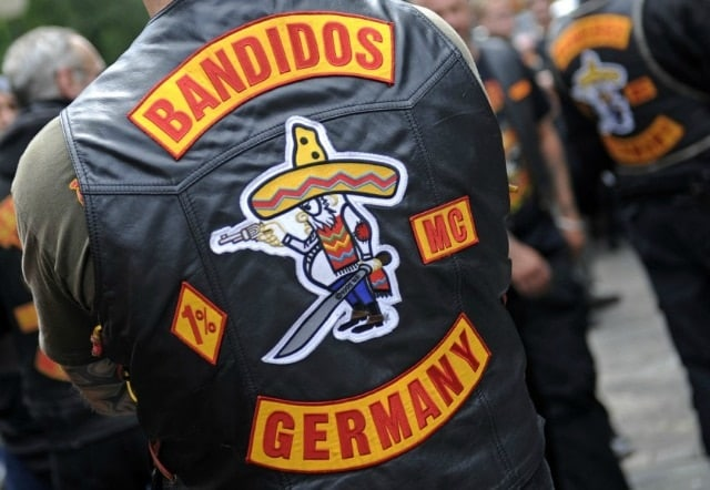 Open violence between motorcycle clubs over turf is not limited to the U.S., as Europe, Canada, and Australia have seen bloodshed by that included the use of guns and even rocket launchers. (Photo: Sky News)