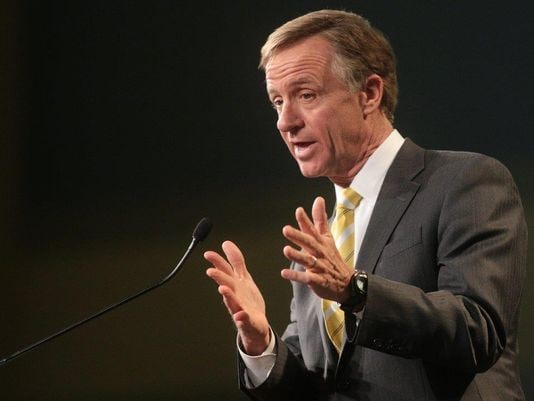 Tennessee Gov. Bill Haslam (R) signed into law a bill to allow for lifetime CCW permits, grandfathering against future renewal rate increases. (Photo: The Tennessean)