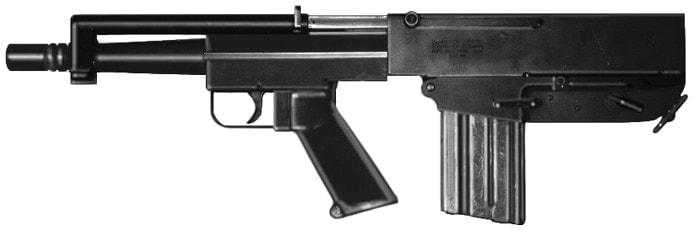 And Bushmaster pistols