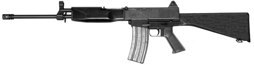 This is the illustration the California DOJ has for Bushmaster rifles