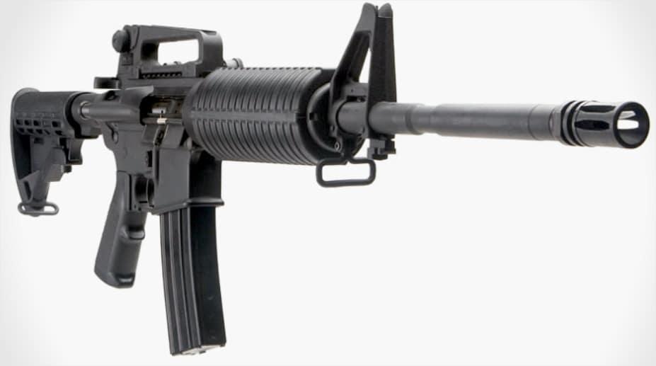dpms AP4 Carbine memorial day giveaway