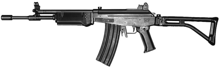 The Galil