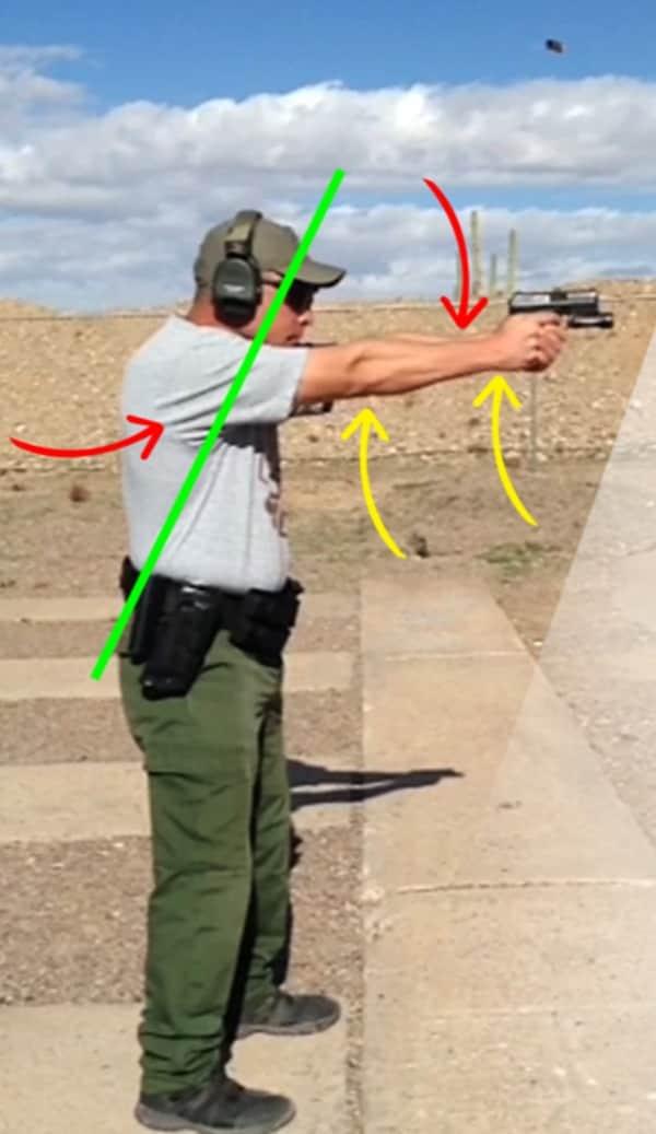 gunfighter university virtual shooting breakdown