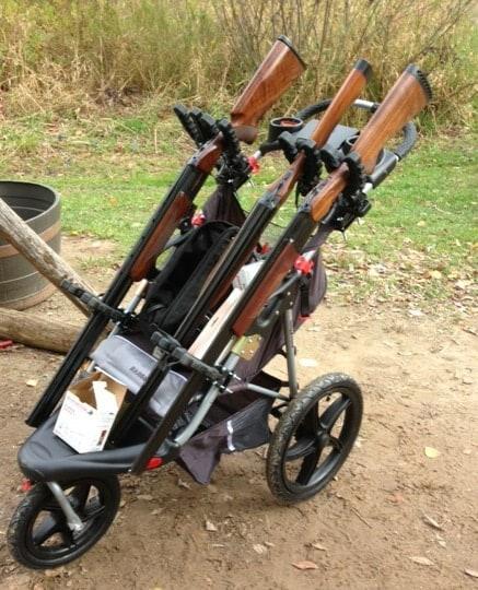 do-it, you gun cart