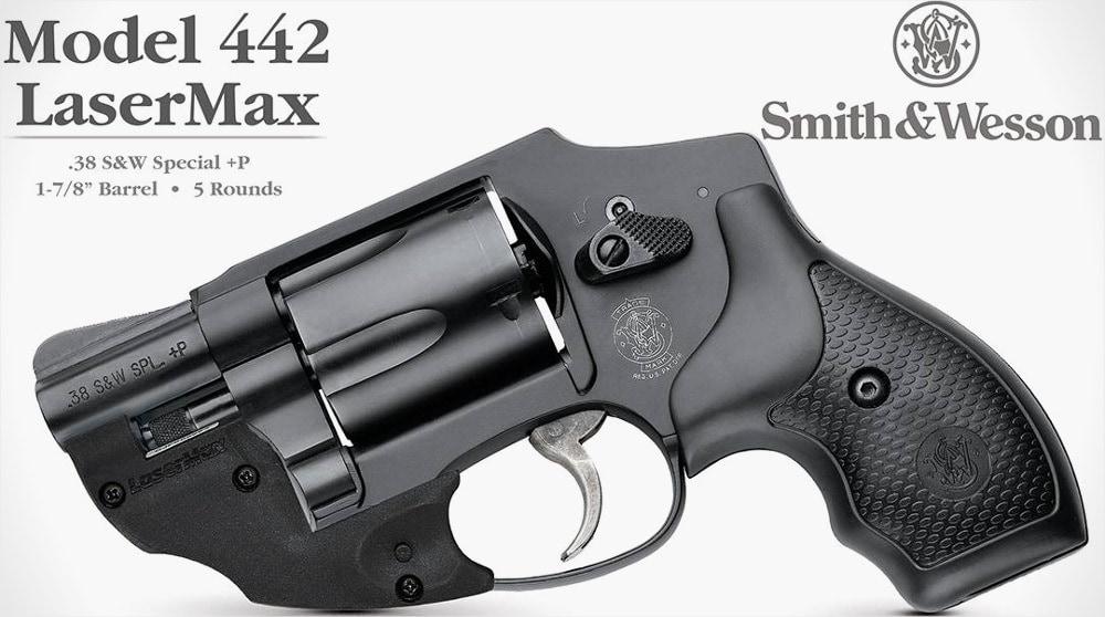 model 442 lasermax max slowik