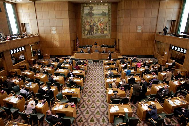 Oregon's state House is set to give what could be the final vote on a measure to bring expanded background checks. (Photo: KOUI)