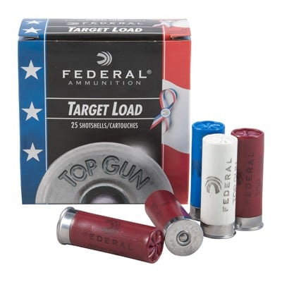 Federal Top Gun shotshell