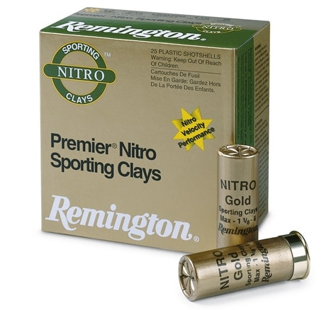 Remington Nitro Gold 27 shotshells