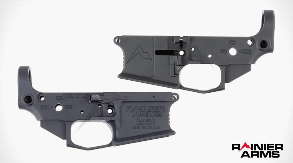 Rainier Arms releases enhanced Mod 3 ambi AR lower