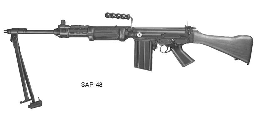 Springfield Armory SAR48