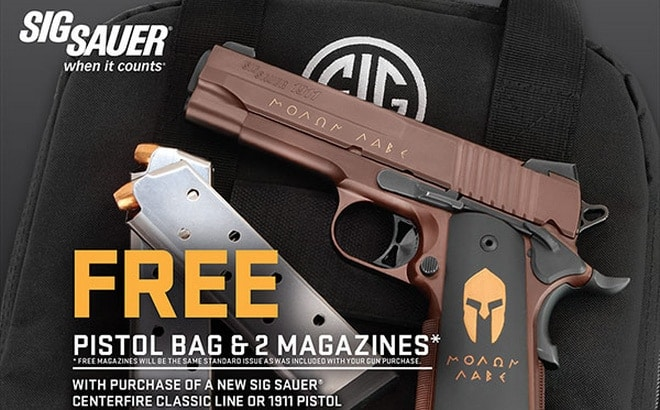 sig 2 mags 1 bag promo may 2015