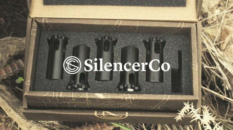 silencerco piston kit max slowik
