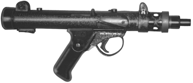 And the Mk7 pistol