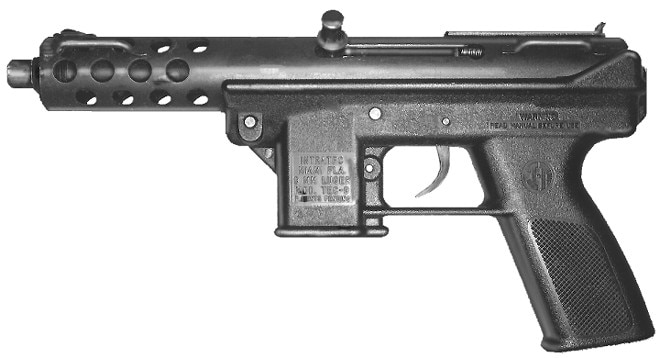 The unloved TEC-9