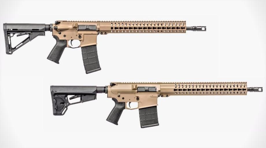 CMMG rifles