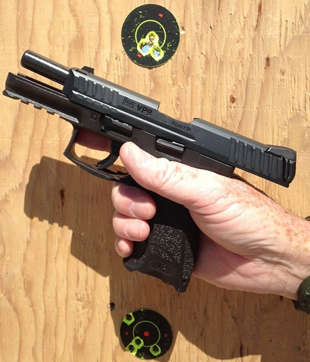 hk vp9 on range