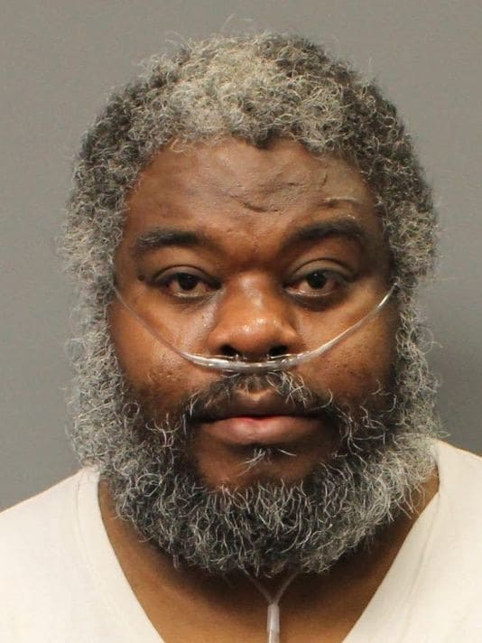 Issac Jamal Scruggs was prohibited from possessing a gun for felony convictions from more than a decade ago. (Photo: WBIR)