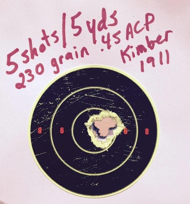 Atlanta Arms .45 ACP HP Kimber
