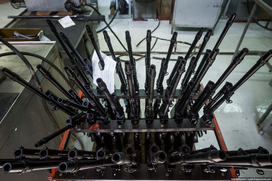 Kalashnikov factory 13