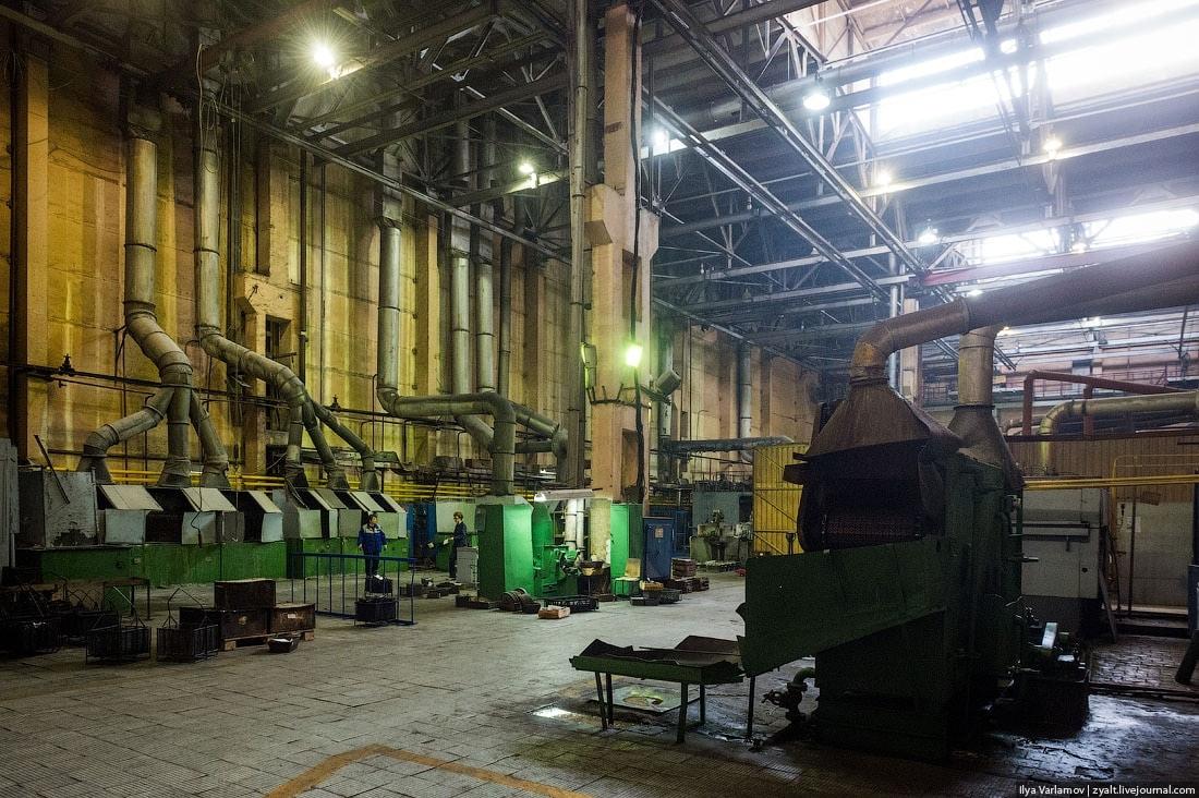 Kalashnikov factory 4