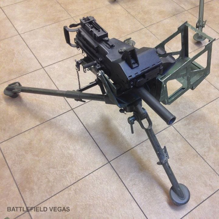 MK19 Mod 2 40mm automatic grenade launcher anyone? Anyone?