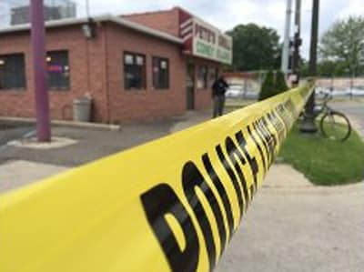 The attempted robbery and subsequent shooting Sunday morning was one of several incidents of violence in Detroit over the weekend. (Photo: Click on Detroit)