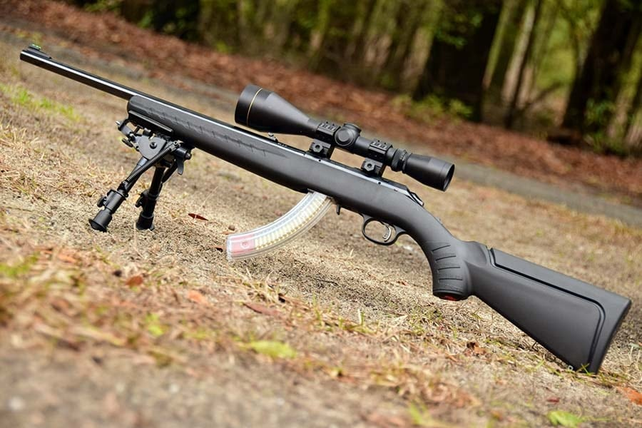 Ruger American Rifle in .22 LR