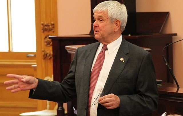 Ohio Rep. Ron Maag, R-Lebanon, is backing a set of gun reforms that could affect the state's 400,000 concealed carry permit holders. (Photo: Lebanon Record)