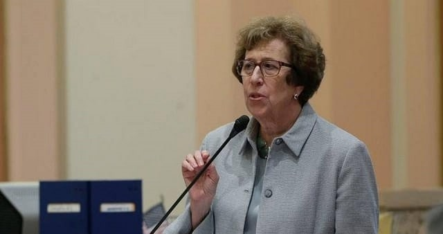 State Sen. Lois Wolk, D-Davis, is backing legislation that would eliminate the option for CCW holders in California to carry on school grounds. (Photo: Sacbee)